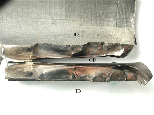 Corrosion Assisted Fatigue Cracking Of A 316l Stainless Steel Nozzle Sleeve From A Chemical Processing Vessel