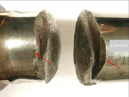 Fatigue Fracture Of A 300M Ultra-high Strength Steel Race Car Transmission Input Shaft